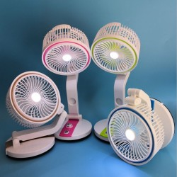 http://www.999shopbd.com/রিচার্জেবল টেবিল ফ্যান উইথ LED লাইট
