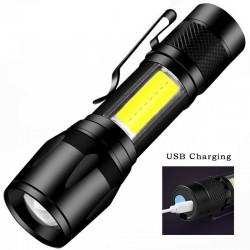 http://www.999shopbd.com/mini  USB Rechargeable LED Mini Flashlight